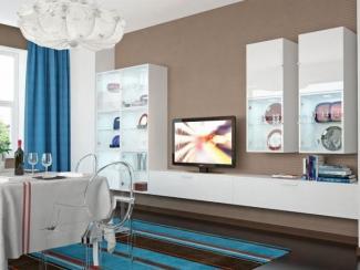 Гостиная стенка 070 - Мебельная фабрика «Mr.Doors»