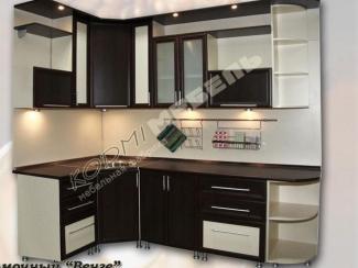 Кухонный гарнитур угловой Венге - Мебельная фабрика «KODMI-мебель»
