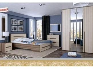 Уютная спальня Марсель  - Мебельная фабрика «Мебельная Сказка»