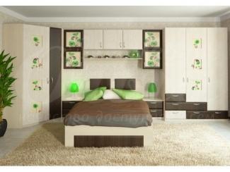 Уютная спальня Фея  - Мебельная фабрика «Ольга»