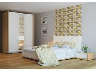 Мебель для спальни с большим шкафом Шарми