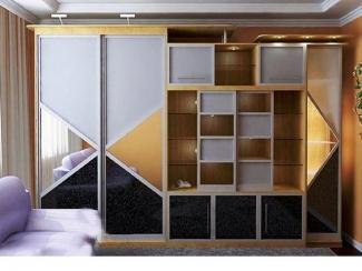 Шкаф-купе 9 - Мебельная фабрика «Pride»