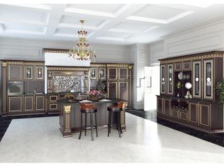 Кухня Ника Бордо - Мебельная фабрика «Avetti»