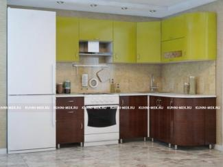 Кухонный гарнитур угловой КГ МДФ - Мебельная фабрика «МЭК»