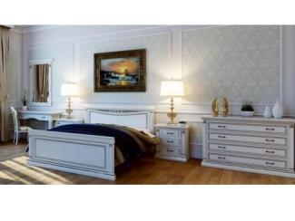Спальня Venezia (Bianco) - Мебельная фабрика «Свобода»