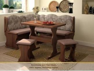 Обеденный комплект 5 - Мебельная фабрика «Верба-Мебель»