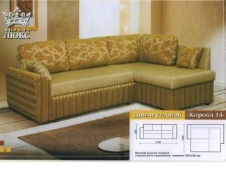 Диван Корона 14 угловой - Мебельная фабрика «Корона Люкс»