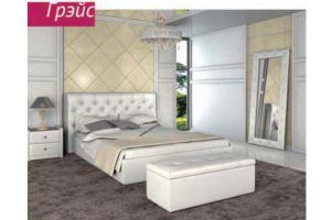 Кровать Грейс - Мебельная фабрика «Бландо»