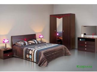 Спальня Карла
