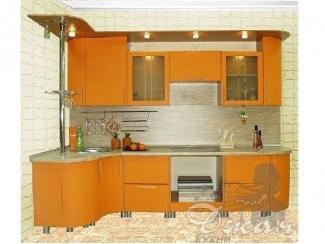 Кухня с барной стойкой  - Мебельная фабрика «Джая»