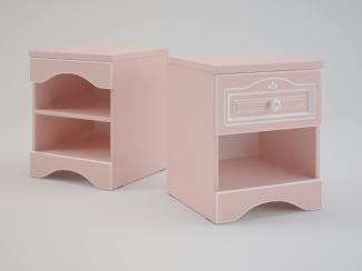Ромео Тумба прикроватная с 1 ящиком RM-08 - Мебельная фабрика «SENATOR KIDS»