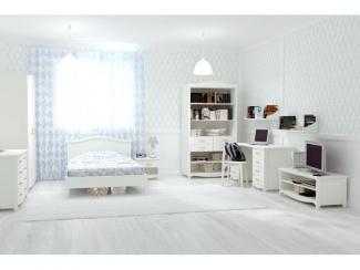 Детская Снежана - Мебельная фабрика «Ресурс-мебель (Lasort)», г. Кирово-Чепецк