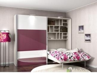Шкаф-кровать новинка - Изготовление мебели на заказ «Ре-Форма»
