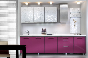 Кухонный гарнитур Азалия - Мебельная фабрика «Славные кухни (ИП Ларин В.)»