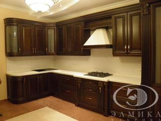 Кухонный гарнитур угловой 1 - Мебельная фабрика «Элмика»