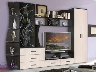 Стенка Континент - Мебельная фабрика «Мебель-маркет»