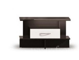 Журнальный столик со стеклянной столешницей Норман  - Мебельная фабрика «Фран»