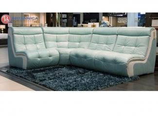 Угловой большой диван FORO - Мебельная фабрика «Британника»