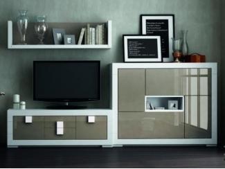 Гостиная под телевизор Нимфа 4 - Мебельная фабрика «Дил-Мебель», г. Ульяновск