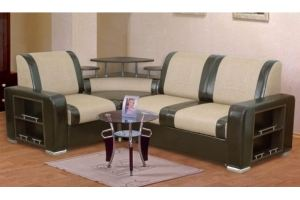 Диван угловой Виктория-2 - Мебельная фабрика «Уютный Дом»