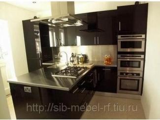 Угловая кухня 8 - Мебельная фабрика «Сиб-Мебель»