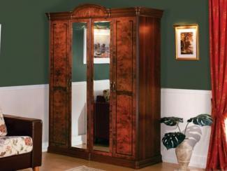 шкаф Раис 4х дверный (сер. 3) - Мебельная фабрика «Дана»