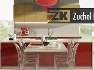 Кухонный гарнитур Норден Гранат - Мебельная фабрика «Zuchel Kuche»