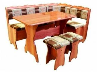 Классический кухонный уголок 1 - Мебельная фабрика «Гермес»