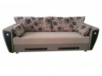 Прямой диван Лора МДФ