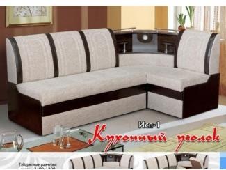 Кухонный уголок с баром ИСП-1 - Мебельная фабрика «Олимп»