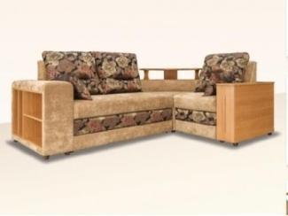 Модный угловой диван Дали со столиком - Мебельная фабрика «Димир»