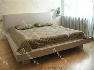Кровать 1 - Мебельная фабрика «Джокондо арте»