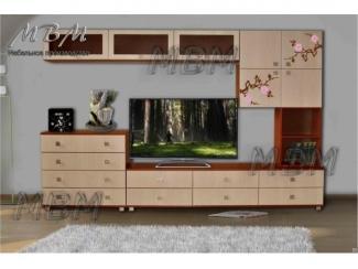 Модульная гостиная Александра 3 - Мебельная фабрика «МВМ», г. Волжск
