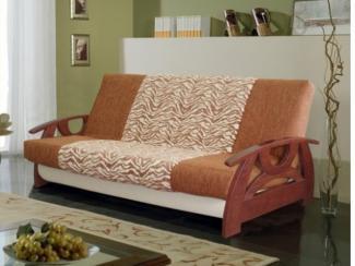 Диван прямой Тибр 8 - Мебельная фабрика «Дубрава»