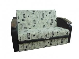 Диван Аккордеон с декором - Мебельная фабрика «Мебель от производителя»