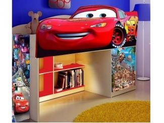 Детская кровать  Маквин модель 1 - Мебельная фабрика «ПМК ВиП»