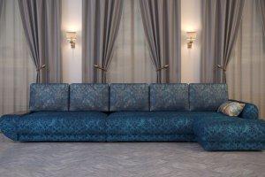 Угловой диван Реал большой  - Мебельная фабрика «Валенсия»
