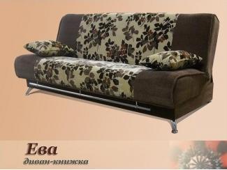 Диван прямой Ева с рейлингом - Изготовление мебели на заказ «Мак-мебель», г. Санкт-Петербург