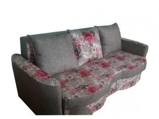 Диван прямой Еврокнижка - Мебельная фабрика «Глажево»