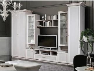 Белая гостиная Амели  - Мебельная фабрика «Ярцево»
