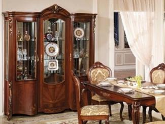 Гостиная стенка «Борокко» - Оптовый мебельный склад «Дина мебель»