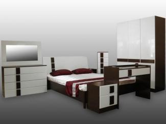 Спальный гарнитур Катрин 2 - Мебельная фабрика «VVBmebel»