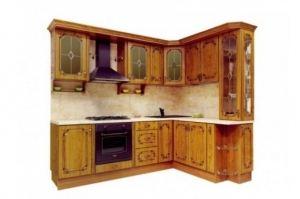 Кухонный гарнитур угловой 25 - Мебельная фабрика «Балтика мебель»