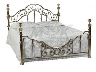 Кованная кровать MK-2205-AB
