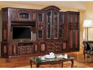Оригинальная модульная гостиная Азалия 12У - Мебельная фабрика «Прогресс», г. Вологда