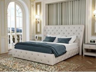 Кровать Сильвия - Мебельная фабрика «Виктория-мебель», г. Омск