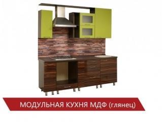 МОДУЛЬНАЯ КУХНЯ МДФ глянец - Мебельная фабрика «Мистер Хенк»