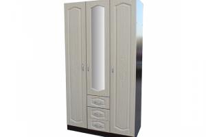 Шкаф 3-х дверный МДФ - Мебельная фабрика «Мебельный Арсенал»