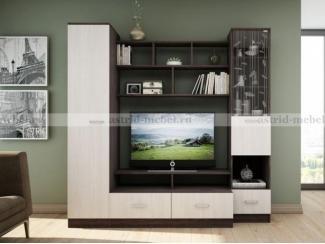 Гостиная Леон 4 - Мебельная фабрика «Астрид-Мебель (Циркон)»