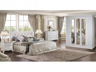Идеальная спальня Амели  - Мебельная фабрика «Ярцево»